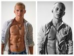 From The Vault: Chris 1 by usagicassidy