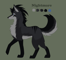 Nightmare character by Koboiczna