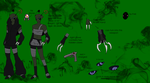Xontar Blood Sport refsheet UPDATED by 96Alexchan