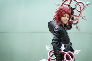Organization XIII's VIII Axel by lonehorizon