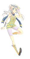 Dunsparce gijinka auction -CLOSED- by Tamao-Tamamura