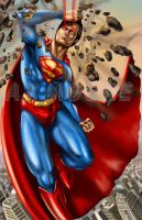 Superman by GudFit
