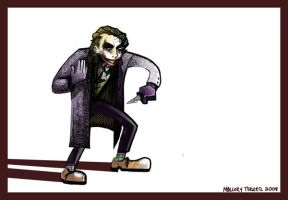 Joker wants to Plaaaayyyyyyyyy by Lascaux