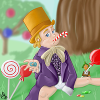 Wee Willy Wonka by ADQuatt