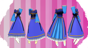 MMD Outfit 122 by MMD3DCGParts