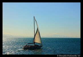 Amalfi Sailing by TVD-Photography