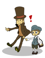 cArToOnY lAyToN aNd LuKe by JACKSPICERCHASE