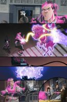 Ghostbusters #9 Page 4 Preview by DanSchoening