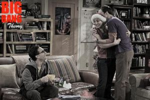 big bang theory by weasley-x