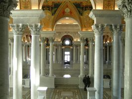 Library of Congress by DarkWarlord10k