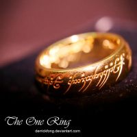 the one ring by derrickfong