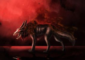 ...::: Skull-Dog CLOSED:::... by AmorpheusArt