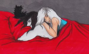 Giftart: Warm Bed by Lychnobia