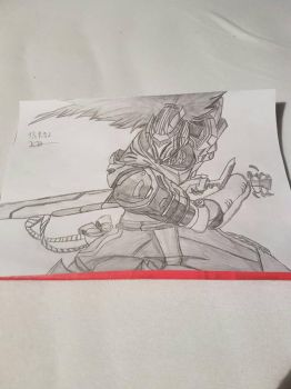 PROJECT: Yasuo by FedRedZedDead