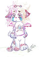 Unwell Miss Kitty 2 by Kittychan2005