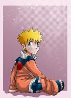 Naruto Chibi: ANIMATED by inkscripter