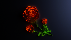 Roses by Avenegerc47