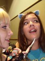 MetroCon 2010: Misa's Toy by 7madi7
