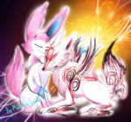 Fairy and Light by BunnyGirl-666