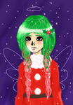 holly hair by eluzaberry