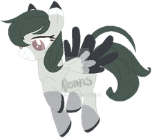 Quick pegasi adoptable*CLOSED* by Ponns