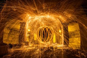 Tunnel Spin 2 by 904PhotoPhactory