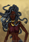 African Gorgon by Jivra