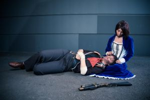 Bioshock Infinite : When my time comes around by Muralu