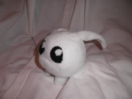 Tokomon custom plush by Kitamon