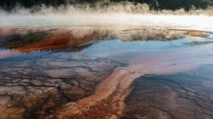 Grand Prismatic Sunset by NotarztMoD