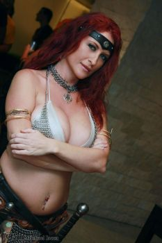 Red Sonja 4 by Insane-Pencil
