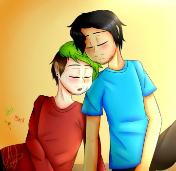 Septiplier||Close to You by AJDraws20XX