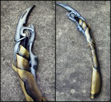 Loki Scepter - Made from Foam by Artistry-Blade