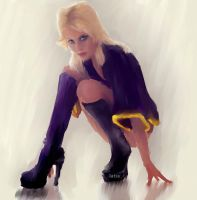 Cherie Currie by latsy