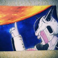 Master Frieza (Improved) by Celldweller797
