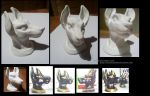 ANuBiS_sculpture_ by nocturnalMoTH