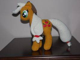 Crochet-My Little Pony- Applejack by Country-Geek-Crochet