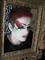 Cyb30RiaNd 5 by Dannysucks