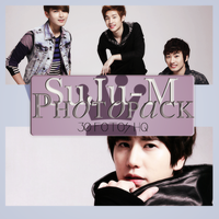Photopack Super Junior-M 032 by DiamondPhotopacks