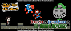 AT4W: Dr Doom's revenge by MTC-Studios
