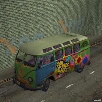 XNA VW Bus by X-N-A
