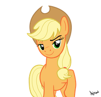Applejack by YunakiDraw