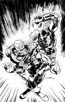 Fist of Justice cover by Cinar