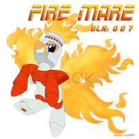 Fire Mare by AnimeFreak40K