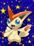 Victini by Destiny-The-Hedgimon