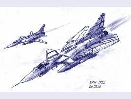 SXB-022 by TheXHS