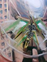 Flight by Tsuranga