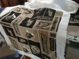 Purdue quilt by kynight