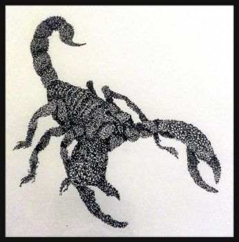 scorpion by Hats-Green-Ladybugs