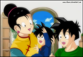 Welcome to Home Goten by kaxrei